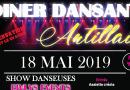 Dîner Dansant du CODIUM le 18 mai prochain sur le thème des Antilles !