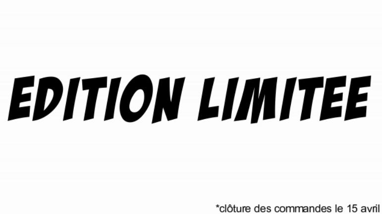 Vente de T-shirt en EDITION LIMITEE !!!