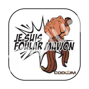 FOULAR MAWON