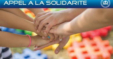 LE CODIUM APPEL A LA SOLIDARITE pour une Martiniquaise et ses six enfants