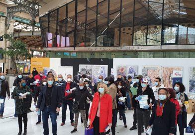 05.05.20 - dons de masques gare du nord (6)