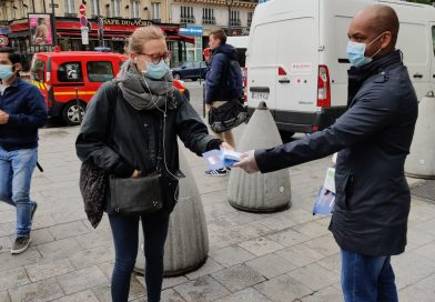 11.05.2020 - dons de masques gare du nord (2)