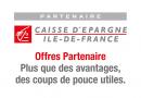Le CODIUM partenaire de la CAISSE D'EPARGNE IDF